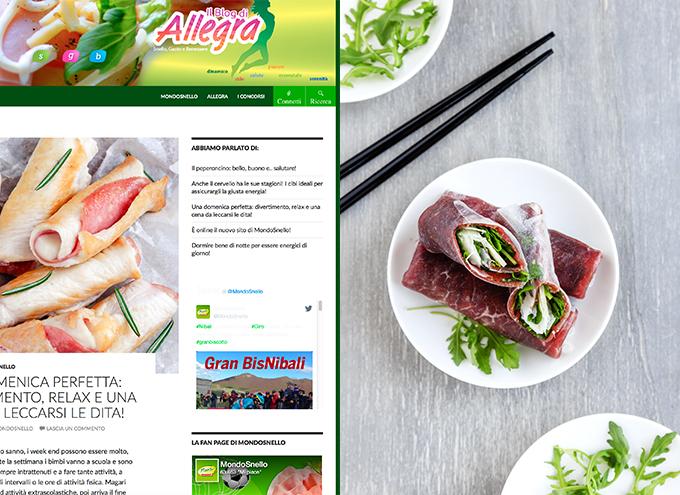 Il blog di Allegra - Mondosnello (Foto + Ricette)