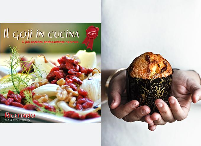 Il goji ricettario ed. 2013 e 2014 (Foto + Ricette)