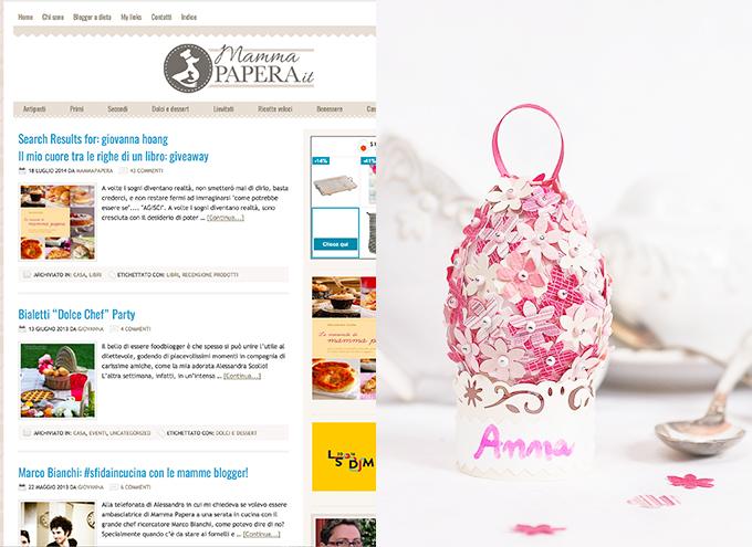 Mamma Papera.it (Articoli + Foto + Ricette + Tutorial)