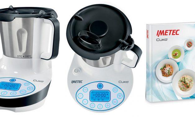 Cukò, la cooking machine by Imetec