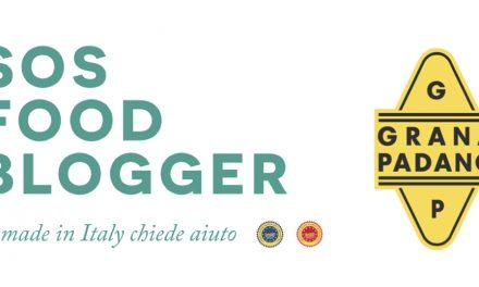 Grana Padano grida #sosfoodblogger