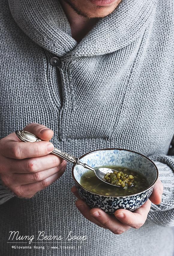 zuppa dolce di fagioli di soia -cp2