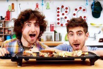 Brothers Green Eats sbarca su MTV