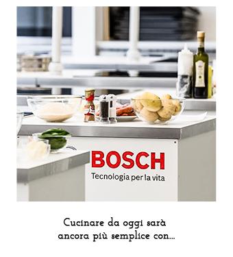 Bosch forno serie 8