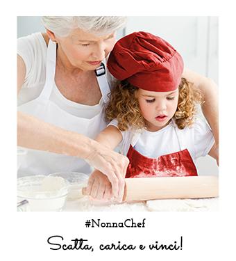 #NonnaChef e le ricette del cuore