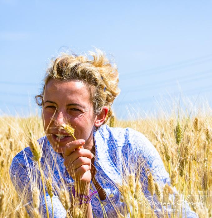 Campi di grano_Michela De Castro