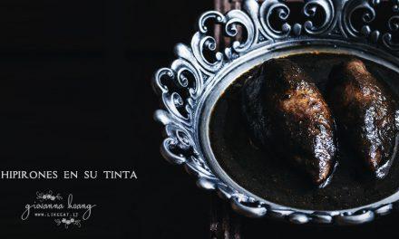 Tapas di calamaretti al nero di seppia e uno speciale give away #Alhambra1925