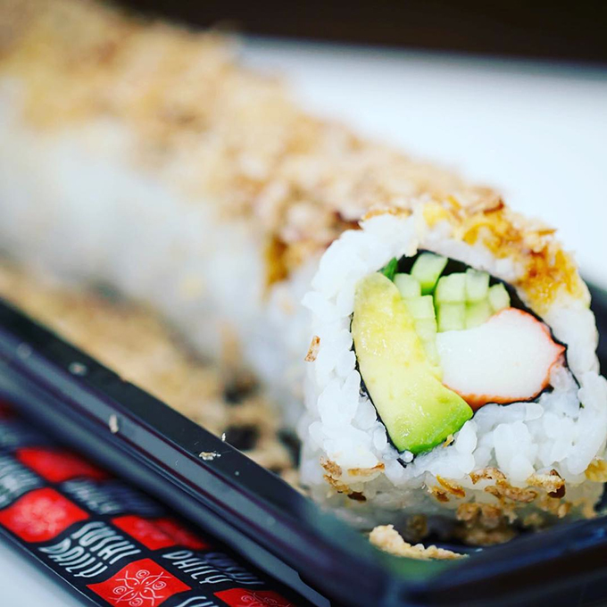 sushi daily_roll