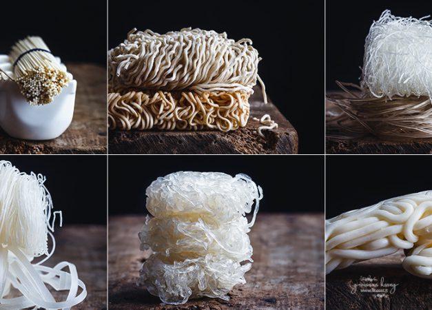 Noodles: i 10 tipi di pasta orientale