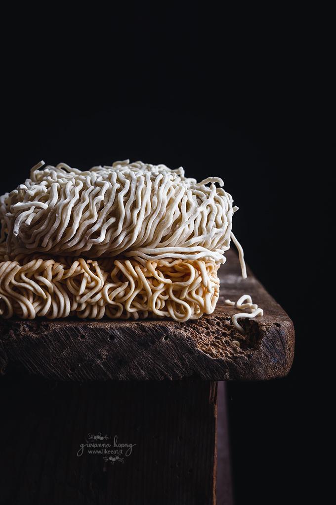 noodles asiatici - ramen