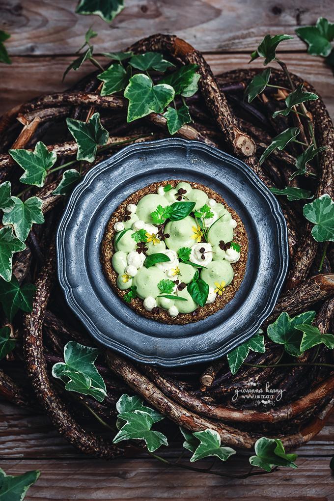 crostata di quinoa pc 680-3368 10