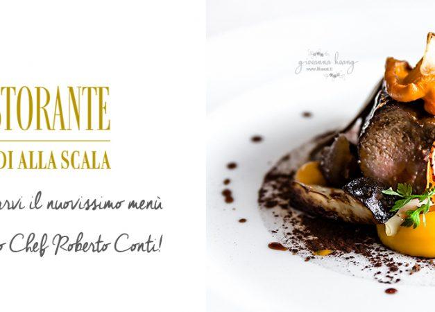 L'autunno gourmet del Ristorante Trussardi alla Scala