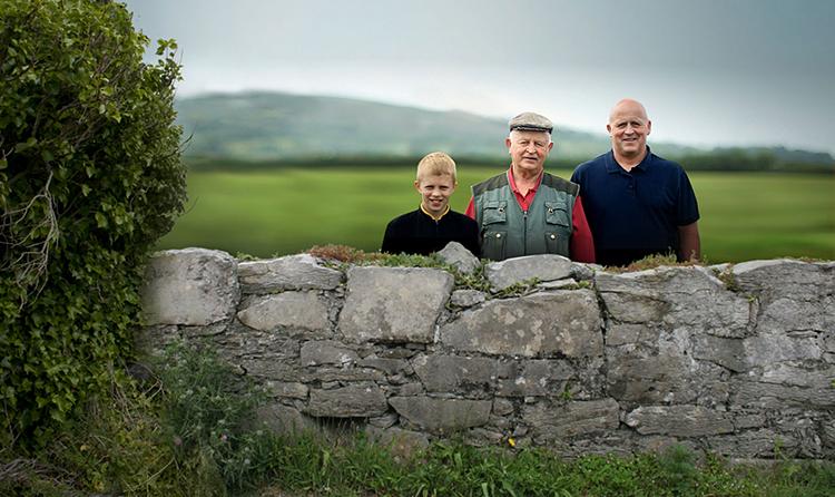 allevatori di bovini biologici irlandesirlandesi
