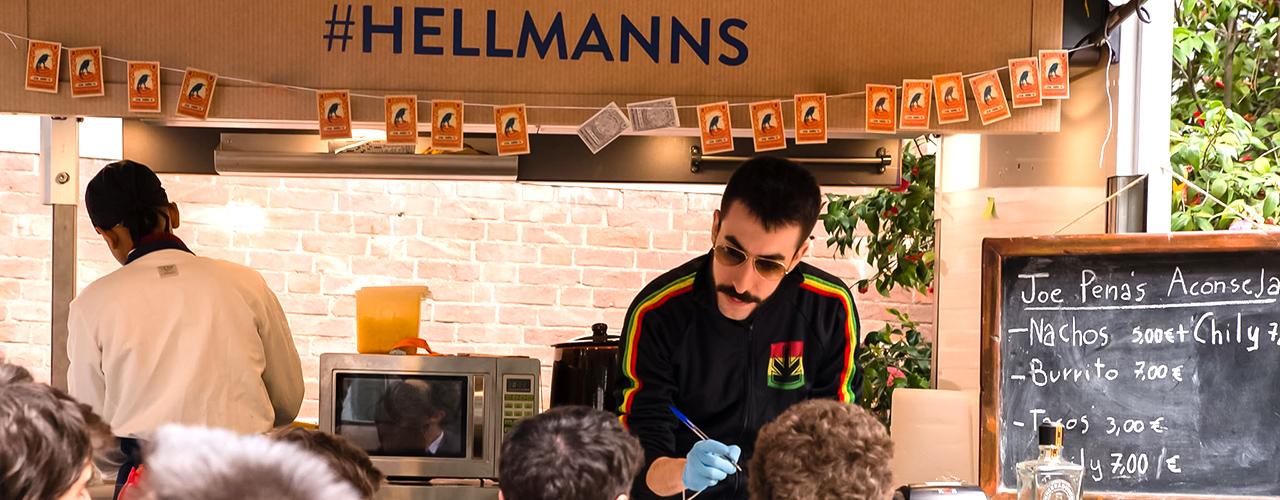 Hellmann's Food Truck Tour