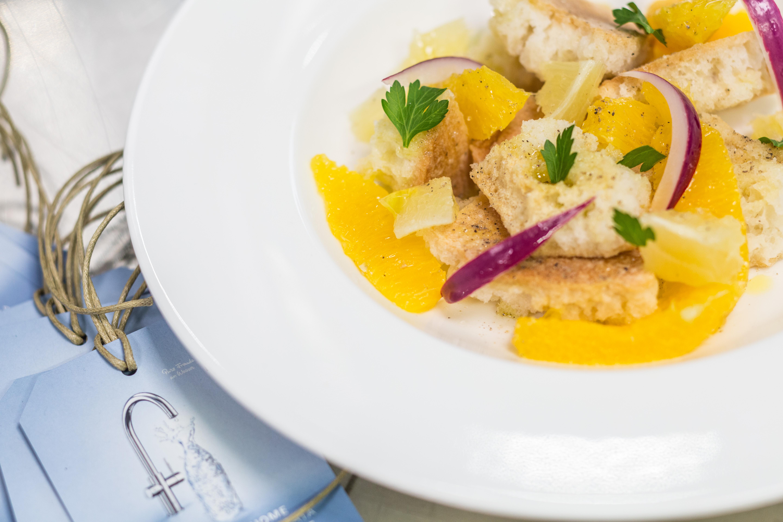 C pi gusto in cucina con grohe blue home la petite xuyen - Prevenire in cucina mangiando con gusto ...