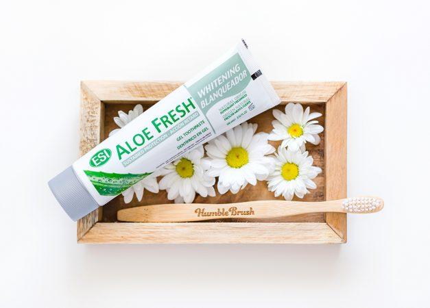 Aloe Vera per la cura dell'igiene orale