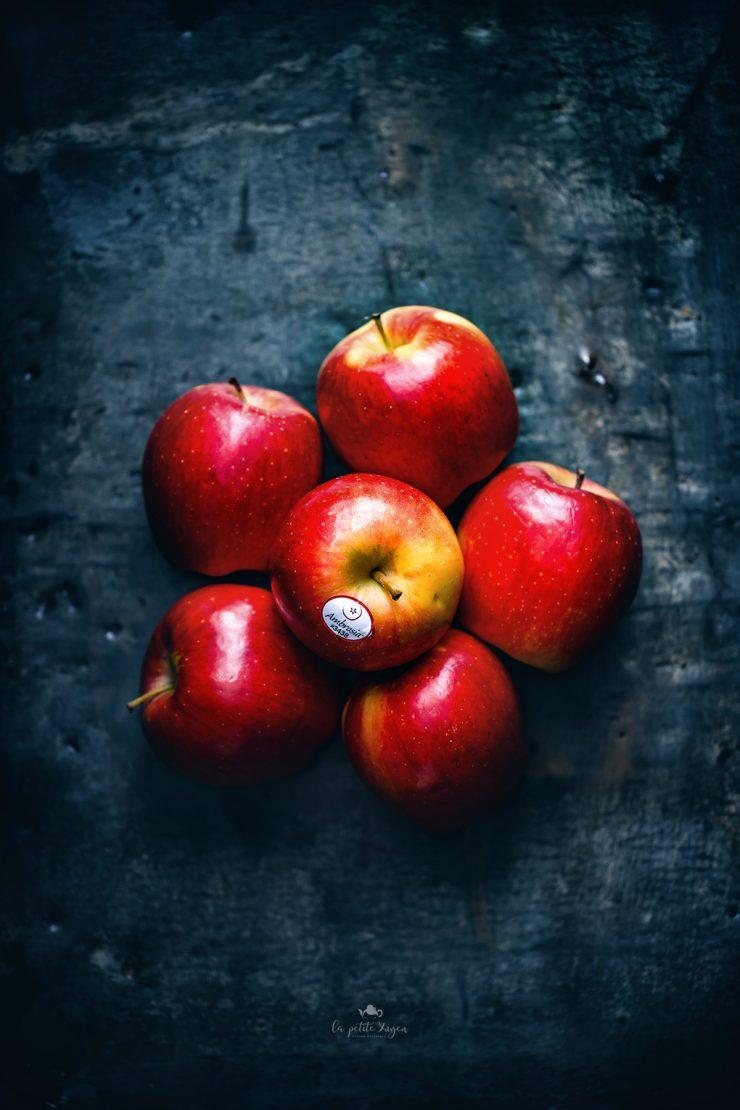 Insalata di cavolo cappuccio e mele Ambrosia