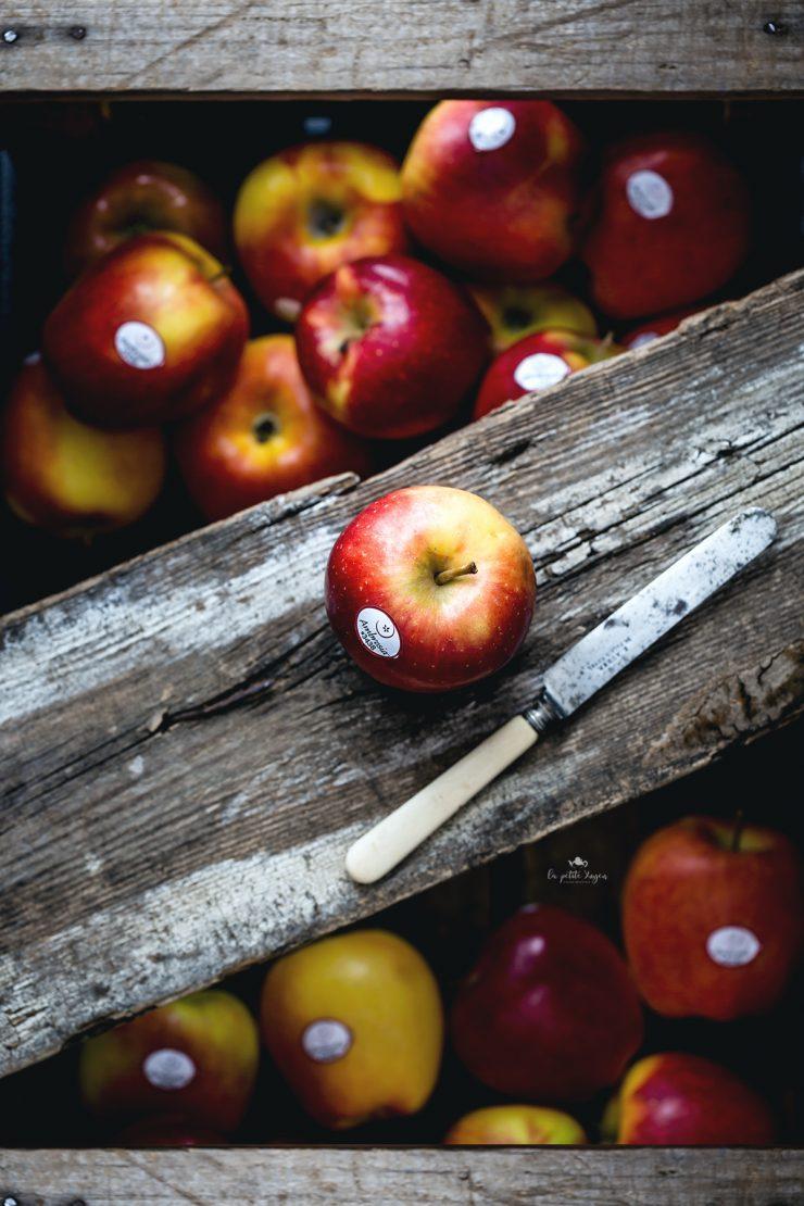 vellutata di zucca e mela