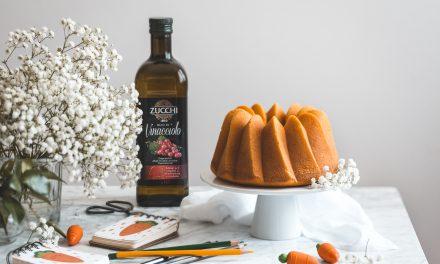 Bundt cake alle carote senza burro