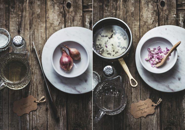 Bayerischer Kartoffelsalat - insalata di patate bavarese