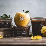 Salsa BBQ alla mela homemade