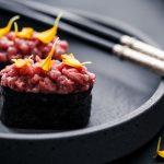 Wagyu Gunkan: il sushi di carne più buono del mondo